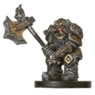D&D Miniatures - Click to view the stats for Battle Plate Marshal Miniature