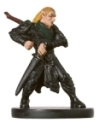 D&D Miniatures - Click to view the stats for Elf Stalker Miniature