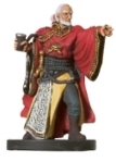 D&D Miniatures - Click to view the stats for Elminster of Shadowdale Miniature