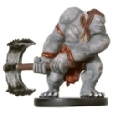 D&D Miniatures - Click to view the stats for Grimlock Barbarian Miniature