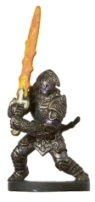 D&D Miniatures - Click to view the stats for Helmed Horror Miniature