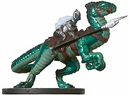 D&D Miniatures - Click to view the stats for Mounted Drow Patrol Miniature