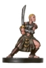 D&D Miniatures - Click to view the stats for Spirit Folk Fighter Miniature
