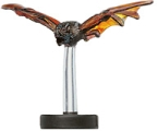 D&D Miniatures - Click to view the stats for Bat Familiar Miniature