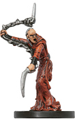 D&D Miniatures - Click to view the stats for Blood of Vol Divinity Seeker Miniature