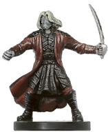 D&D Miniatures - Click to view the stats for Changeling Rogue Miniature