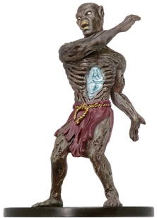 D&D Miniatures - Click to view the stats for Devourer Miniature