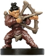 D&D Miniatures - Click to view the stats for Graypeak Goblin Archer Miniature