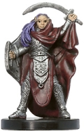 D&D Miniatures - Click to view the stats for Knight of the Chalice Miniature