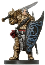 D&D Miniatures - Click to view the stats for Pentifex Monolith Miniature