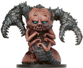 D&D Miniatures - Click to view the stats for Tsucora Quori Miniature