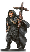 D&D Miniatures - Click to view the stats for Vampire Hunter Miniature