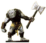 D&D Miniatures - Click to view the stats for Blood Ghost Berserker Miniature