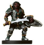 D&D Miniatures - Click to view the stats for Dragon Totem Hero Miniature