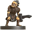 D&D Miniatures - Click to view the stats for Goblin Blackblade Miniature