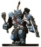D&D Miniatures - Click to view the stats for Gulgar Miniature