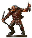 D&D Miniatures - Click to view the stats for Hobgoblin Archer Miniature