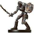 D&D Miniatures - Click to view the stats for Karrnathi Zombie Miniature