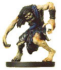 D&D Miniatures - Click to view the stats for Terror Wight Miniature