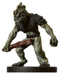 D&D Miniatures - Click to view the stats for Troglodyte Thug Miniature