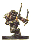 D&D Miniatures - Click to view the stats for Warforged Scout Miniature