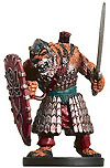 D&D Miniatures - Click to view the stats for Zakya Rakshasa Miniature