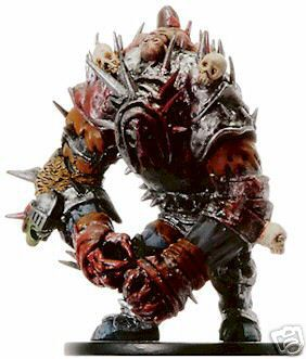 D&D Miniatures - Click to view the stats for Cadaver Collector Miniature