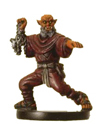 D&D Miniatures - Click to view the stats for Doom Fist Monk Miniature