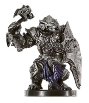 D&D Miniatures - Click to view the stats for Dragonborn Fighter Miniature