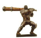 D&D Miniatures - Click to view the stats for Goliath Cleric of Kavaki Miniature