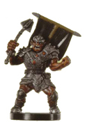 D&D Miniatures - Click to view the stats for Hobgoblin Talon of Tiamat Miniature