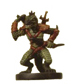 D&D Miniatures - Click to view the stats for Poison Dusk Lizardfolk Miniature
