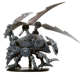 D&D Miniatures - Click to view the stats for Slaughterstone Eviscerator Miniature