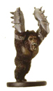 D&D Miniatures - Click to view the stats for War Ape Miniature