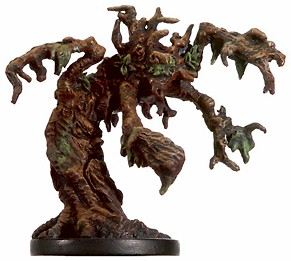 D&D Miniatures - Click to view the stats for Wizened Elder Watcher Miniature