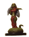 D&D Miniatures - Click to view the stats for Yuan-Ti Halfblood Sorcerer Miniature