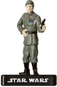 Star Wars Miniature - Admiral Piett, #24 - Rare