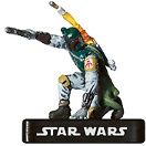 Star Wars Miniature - Boba Fett, Enforcer, #38 - Very Rare