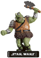 Star Wars Miniature - Gamorrean Guard - AE, #44 - Common