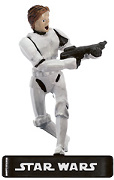 Star Wars Miniature - Han Solo in Stormtrooper Armor, #8 - Rare