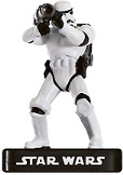 Star Wars Miniature - Heavy Stormtrooper - AE, #28 - Uncommon