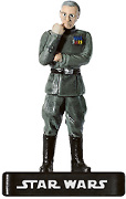 Star Wars Miniature - Imperial Governor Tarkin, #29 - Rare