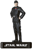 Star Wars Miniature - Imperial Officer - AE, #30 - Uncommon