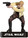 Star Wars Miniature - Luke Skywalker, Hero of Yavin, #12 - Rare