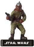 Star Wars Miniature - Nikto Soldier - AE, #50 - Common