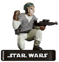 Star Wars Miniature - Rebel Commando Strike Leader, #18 - Uncommon