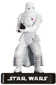 Star Wars Miniature - Snowtrooper - AE, #32 - Common