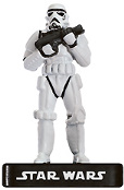 Star Wars Miniature - Stormtrooper - AE, #34 - Common
