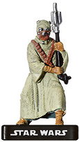 Star Wars Miniature - Tusken Raider - AE, #56 - Common