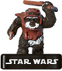 Star Wars Miniature - Wicket, #57 - Rare
